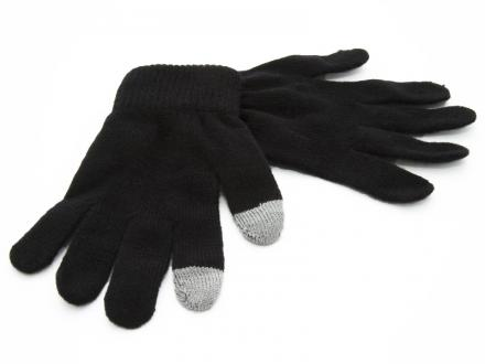 Touchscreenvantar svarta