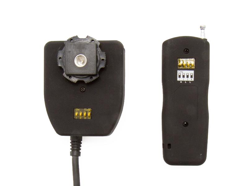 Trådlös fjärrkontroll till Canon 433MHz