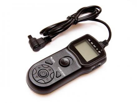 Trådutlösare med timer Canon EOS 1D/5D/30D/50D mfl