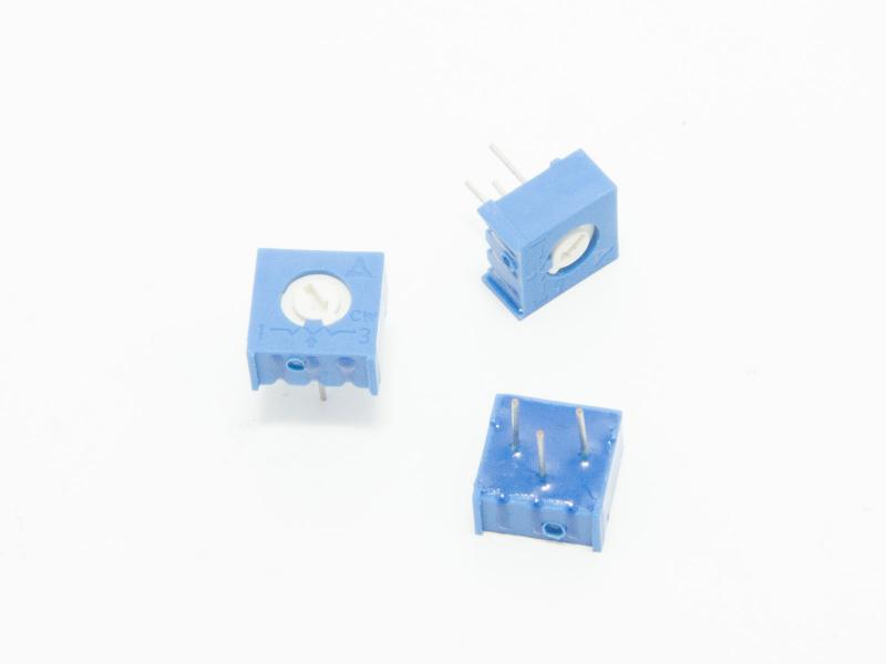 Trimpotentiometer 50 ohm