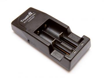 TrustFire Laddare för Litiumbatterier