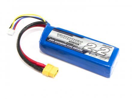 Turnigy 2200mAh batteripack/accumulator 3S 20C LiPo