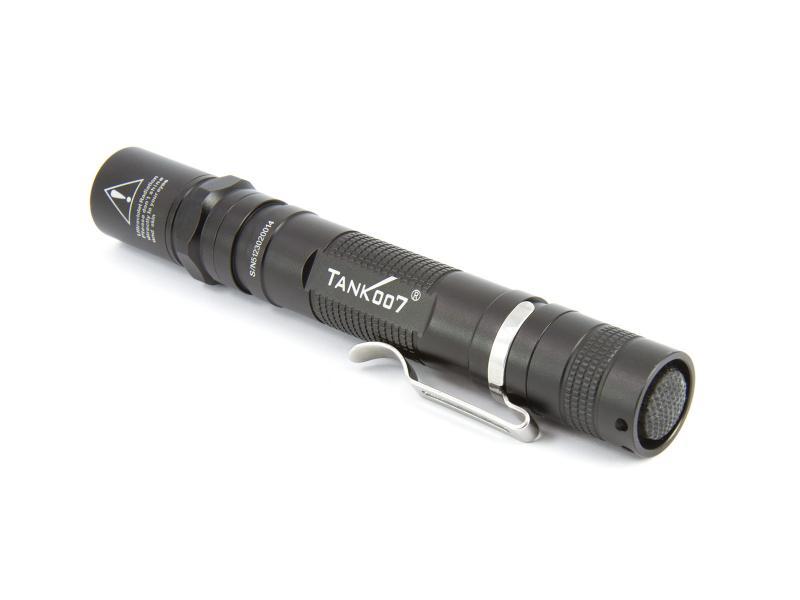 UV-AA02 UV-ficklampa proffs från Tank007 3W 365nm