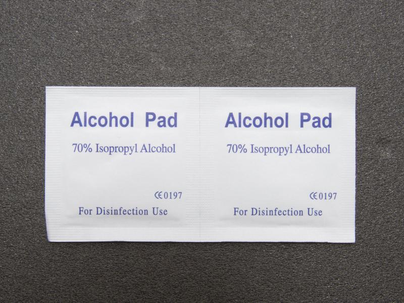 Alkoholservett isopropyl 20st