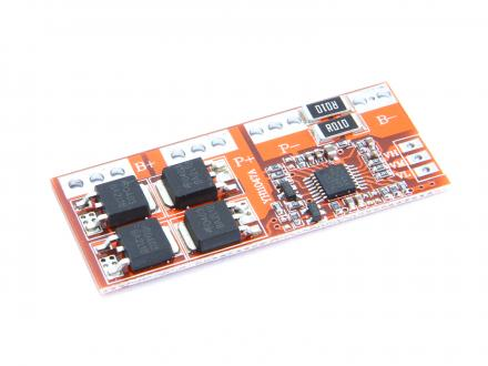 Balanseringselektronik för lithiumpolymer 3S