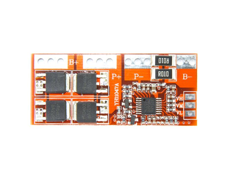 Balanseringselektronik för lithiumpolymer 4S