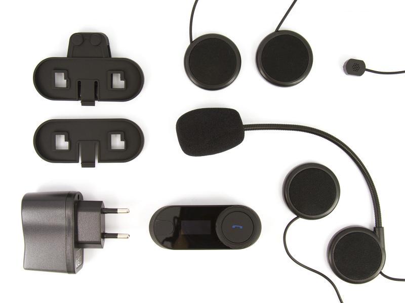 Bluetooth MC-intercom