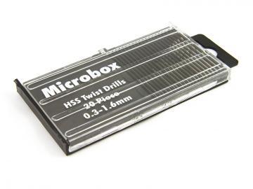 Borrar 20st 0,3-1,6mm