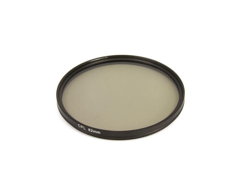 Cirkulärt polarisationsfilter 82mm