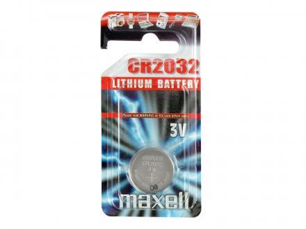 CR2032 knappcellsbatteri (till t.ex. bankdosa)