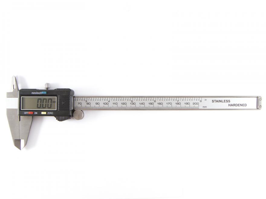 Digitalt skjutmått - 200 mm