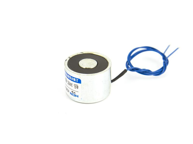 Elektromagnet 10 kg 30x22 mm 24 volt