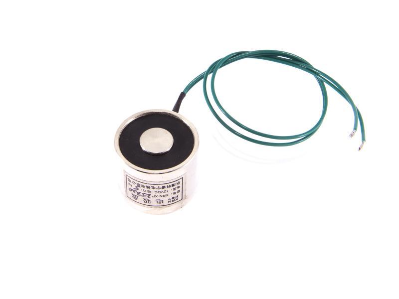 Elektromagnet 5 kg 25x20 mm 12 volt