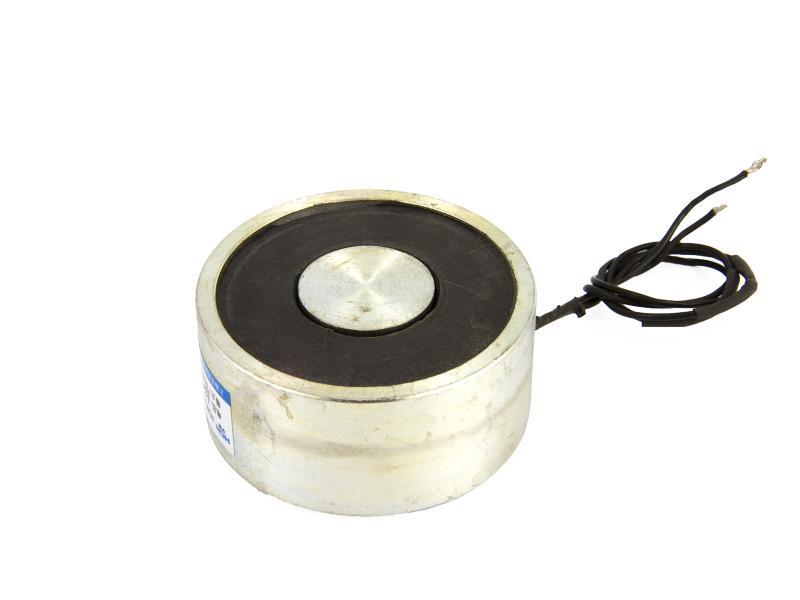 Elektromagnet 80 kg 65x30 mm 12 volt