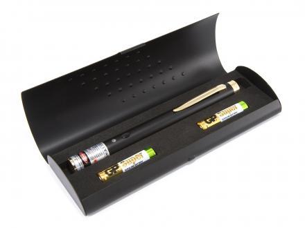Grön laserpekare för proffs 5mW