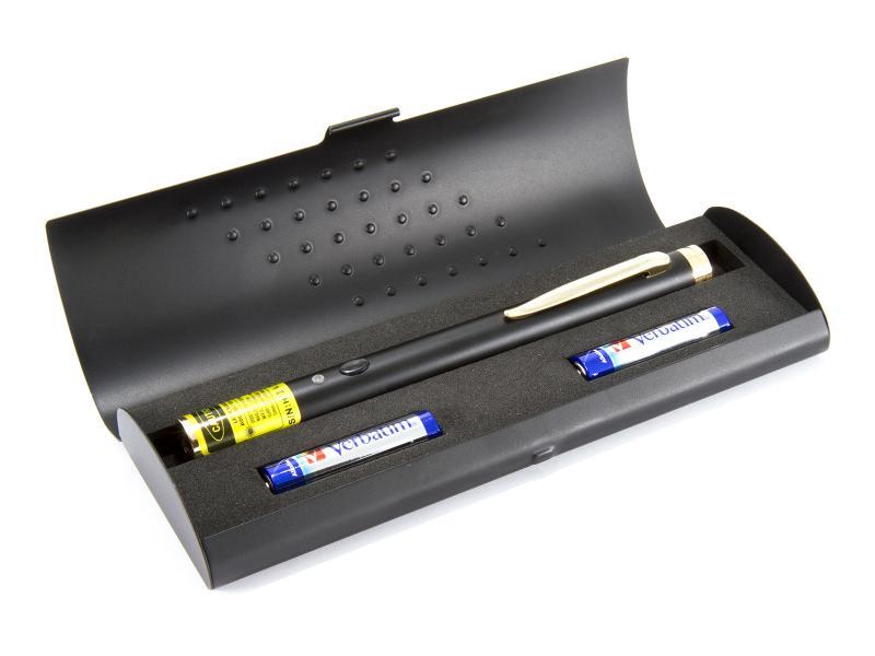 Grön laserpekare för proffs