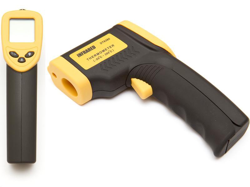Kontaktlös IR-termometer