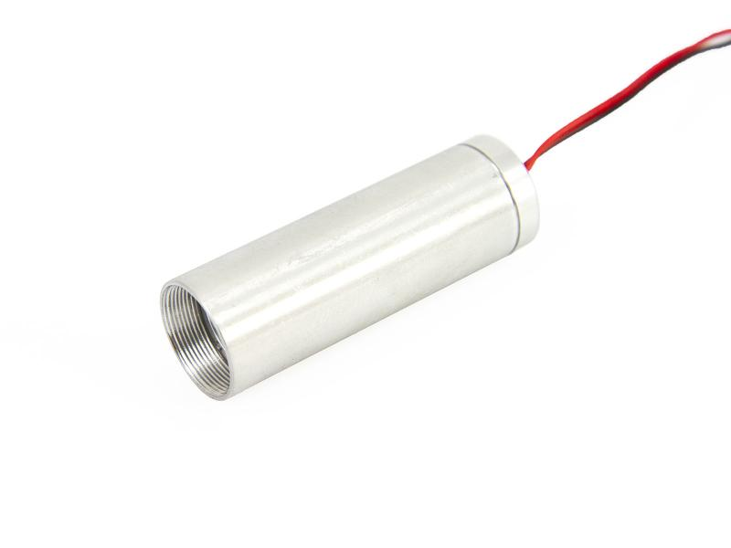 Lasermodul, lila 250 mW bredstrålig