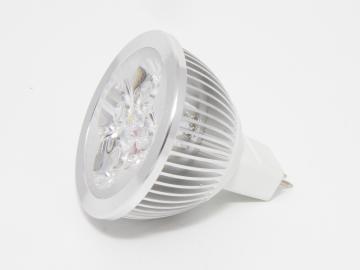 LED-Spotlight 4Watt kallvit, MR16