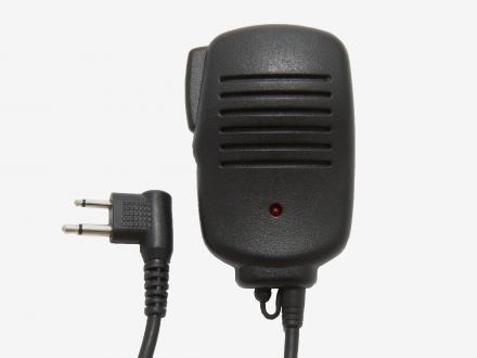 Monofon till Motorola comradio t.ex. GP300, P110 m.fl.