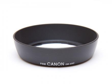 Motljusskydd till Canon EF-S 18-55 mfl. (EW-60C)