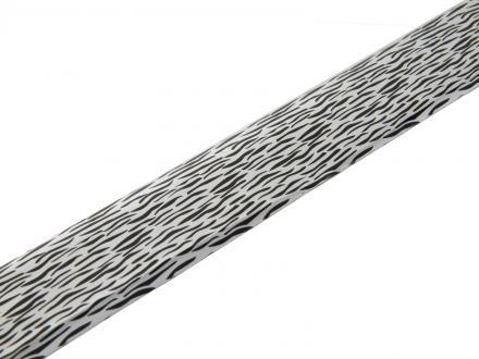 Nagelfolie - Zebramönstrat
