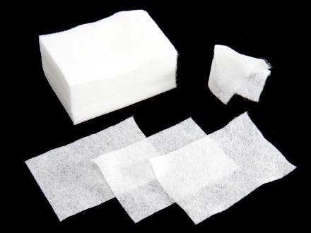 Nagellacksborttagning - pads, wipes 100st