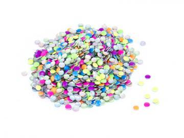 Nagelnitar - Fluorescerande, 2 mm