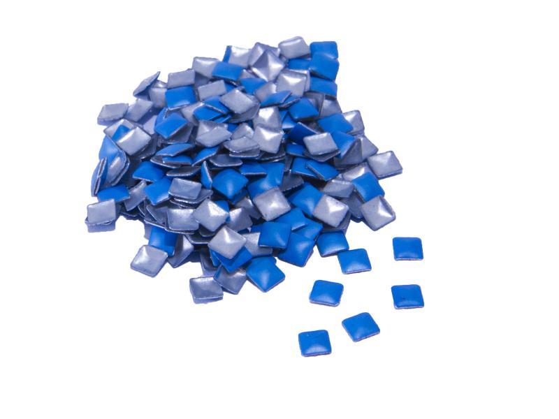 Nagelnitar - Fluorescerande neonblå