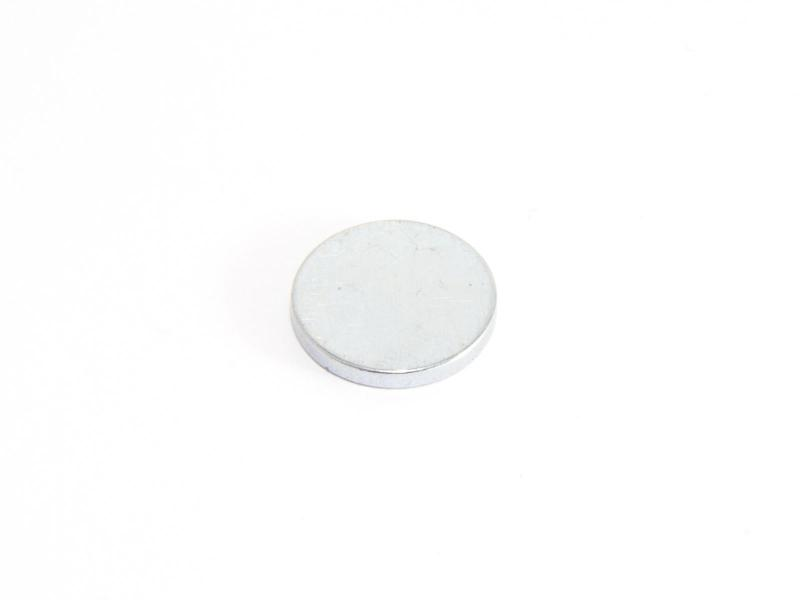Neodymmagnet cirkulär D12,5xT1,5 mm