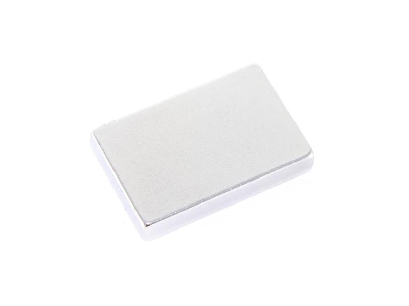 Neodymmagnet prismatisk 29x19x4,7 mm