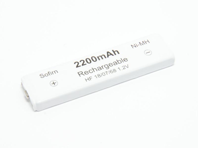 Prismatiskt NiMH-batteri HF 18/07/68