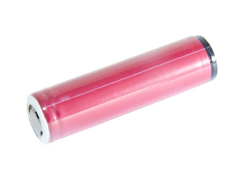 Sanyo 18650 Litiumbatteri 3,7v 2600mAh PCB