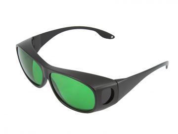 Skyddsglasögon för lila och röd laser 600-760nm