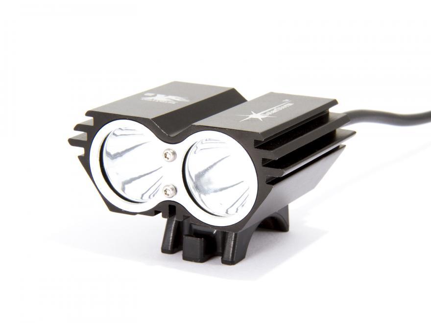SolarStorm X2 cykelbelysning
