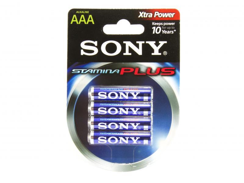 Sony Stamina Plus AAA alkalinebatteri