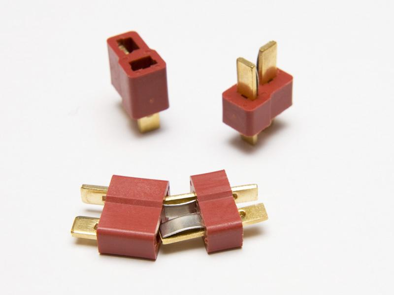 T-kontakt för höga strömmar