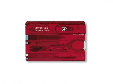 Victorinox Swisscard Classic med 10 funktioner